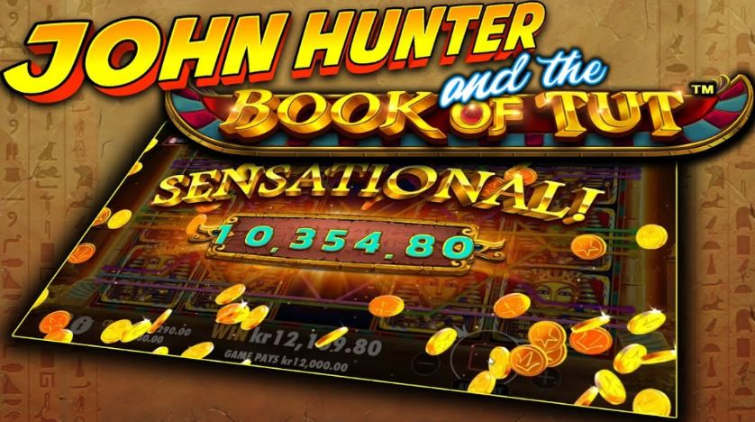 Gioi thieu game John Hunter and the book Tut hinh anh 1