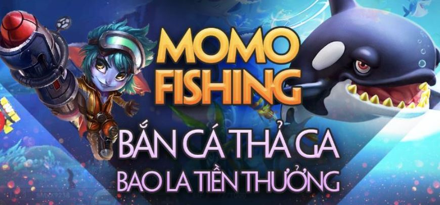 Thong tin game Momo fishing la gi hinh anh 1