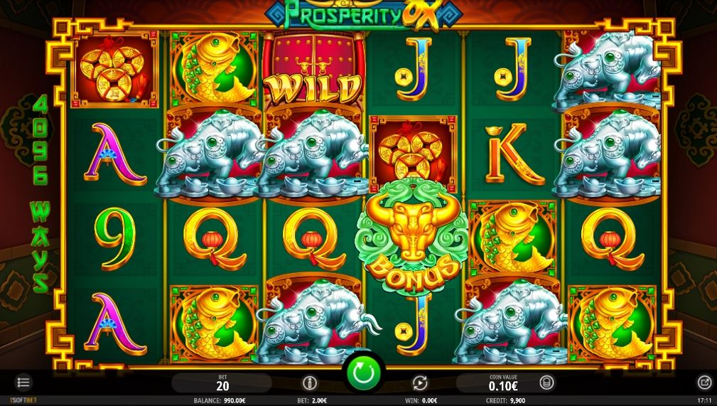 Cach choi game Prosperity Ox hinh anh 2