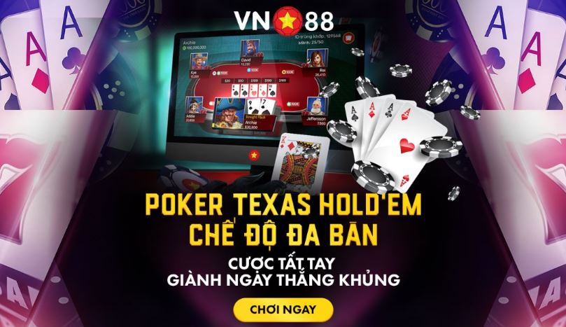 Tro choi Texas Hold'em Poker  hinh anh 1