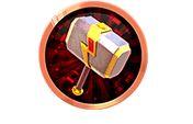 Chuc nang bua dap trong game Thor
